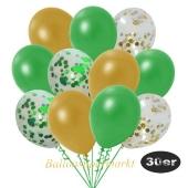 luftballons-30er-pack-5-gruen-5-gold-konfetti-und-10-metallic-gruen-10-metallic-gold