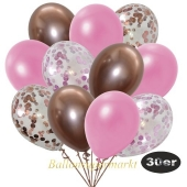 luftballons-30er-pack-5-rosegold-5-rosa-konfetti-und-10-metallic-rose-10-chrome-rosegold
