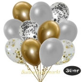 luftballons-30er-pack-5-gold-5-silber-konfetti-und-10-metallic-silber-10-chrome-gold