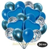 luftballons-30er-pack-9-hellblau-konfetti-und-9-metallic-blau-8-chrome-blau-4-folienballons-blau