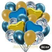 luftballons-30er-pack-9-hellblau-konfetti-und-9-metallic-gold-8-chrome-blau-2-folienballons-blau-2-folienballons-gold