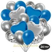 luftballons-30er-pack-9-silber-konfetti-und-9-metallic-blau-8-chrome-silber-2-folienballons-silber-2-folienballons-blau
