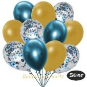 luftballons-50er-pack-15-hellblau-konfetti-und-18-metallic-gold-17-chrome-blau