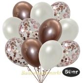 luftballons-50er-pack-15-rosegold-konfetti-und-18-metallic-weiss-17-chrome-rosegold