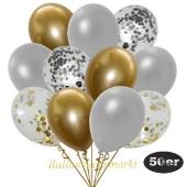 luftballons-50er-pack-8-silber-7-gold-konfetti-und-18-metallic-silber-17-chrome-gold