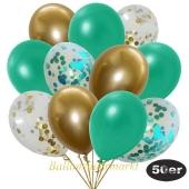 luftballons-50er-pack-8-gold-7-tuerkis-konfetti-und-18-metallic-tuerkisgruen-17-chrome-gold