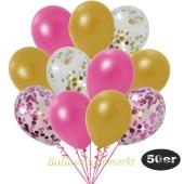 luftballons-50er-pack-8-pink-konfetti-7-gold-konfetti-und-18-metallic-pink-17-metallic-gold