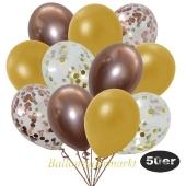 luftballons-50er-pack-8-rosegold-7-gold-konfetti-und-18-metallic-gold-17-chrome-rosegold