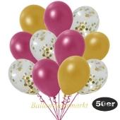 luftballons-50er-pack-15-gold-konfetti-und-18-metallic-burgund-17-metallic-gold