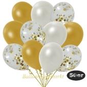 luftballons-50er-pack-15-gold-konfetti-und-18-metallic-weiss-17-metallic-gold
