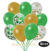 luftballons-50er-pack-8-gruen-konfetti-7-gold-konfetti-und-18-metallic-gruen-17-metallic-gold