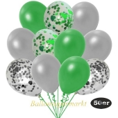 luftballons-50er-pack-8-gruen-konfetti-7-silber-konfetti-und-18-metallic-gruen-17-metallic-silber