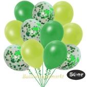 luftballons-50er-pack-15-gruen-konfetti-und-18-metallic-apfelgruen-17-metallic-gruen