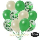 luftballons-50er-pack-15-gruen-konfetti-und-18-metallic-elfenbein-17-metallic-gruen