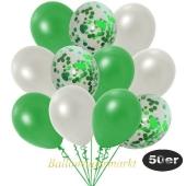 luftballons-50er-pack-15-gruen-konfetti-und-18-metallic-weiss-17-metallic-gruen