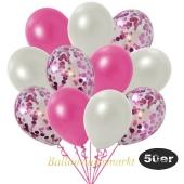 luftballons-50er-pack-15-pink-konfetti-und-18-metallic-weiss-17-metallic-pink