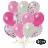 luftballons-50er-pack-15-rosa-konfetti-und-12-metallic-rose-12-metallic-weiss-11-metallic-pink