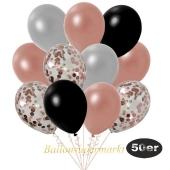 luftballons-50er-pack-15-rosegold-konfetti-und-12-metallic-rosegold-12-metallic-silber-11-metallic-schwarz