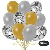 luftballons-50er-pack-15-silber-konfetti-und-18-metallic-gold-17-metallic-silber