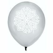 Orient Silber Luftballons, Mottoparty 1001 Nacht, Partydekoration