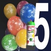 luftballons-zahl-5-und-1-liter-helium-einweg-zum-5.-geburtstag