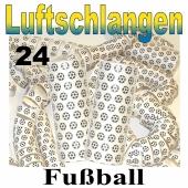 Fußball Luftschlangen, Jumbo, 24 Rollen