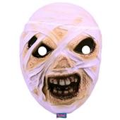 Zombiemaske zu Halloween