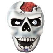 Schädel, XXL Maske zu Halloween