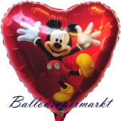 Mickey Mouse Dancing Luftballon aus Folie inklusive Helium