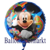 Micky Mouse Club House Folienluftballon (ungefüllt)