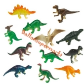 Dinosaurier Mini-Figuren
