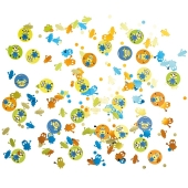 Minions, Konfetti Streudekoration, Partydekoration, 3 Sorten Streukonfetti