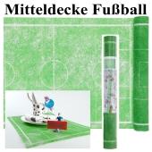 Mittel-Tischdecke Fußball