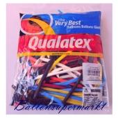 Modellierballons, 260Q, Qualatex, 100 Stück