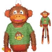 Monkey Pinata, Affe mit langen Beinen