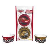 Kuchendekoration Cars Muffinfoermchen zum Kindergeburtstag