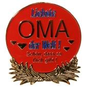 Orden, liebste Oma der Welt
