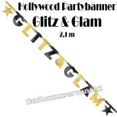 Glitz & Glam Partybanner