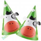 Bauernhof Partyhüte