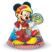 Partyhütchen Micky Maus Roadster Racers