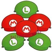 Partyhütchen Super Mario