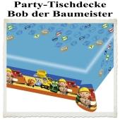 Party-Tischdecke Bob der Baumeister