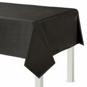 Party-Tischdecke in Schwarz