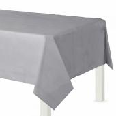 Party-Tischdecke in Silber