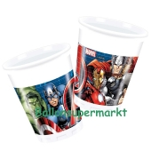 Marvels Avengers Partybecher