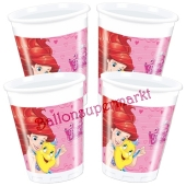 Disney Princess Partybecher