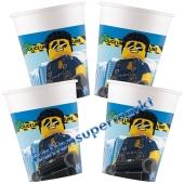 LEGO Ninjago Partybecher, 8 Stück