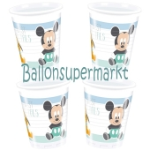 Partybecher Micky Infant