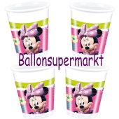 Minnie Maus Happy Helpers Partybecher