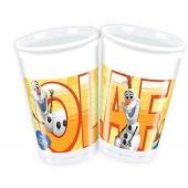 Olaf, Frozen Partybecher
